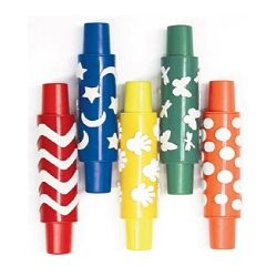 Pattern Painting Rollers Set 5 - KW1927